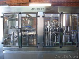 Сатураторы. Линия розлива воды, кваса, газированных напитков, пива - Изображение #2, Объявление #330940