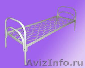 кровати металлические, корпусная мебель ,  кровати двухъярусная, кровати  оптом - Изображение #2, Объявление #562887