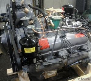 Двигатели ЗиЛ-130,131, 375(Урал)с консервации в идеальном состоянии.   - Изображение #2, Объявление #1220299