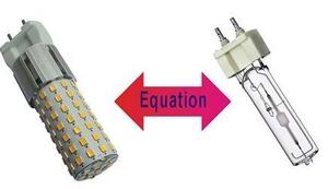 Светодиодная лампа G12-10W-96SMD-5000K с цоколем G12 - Изображение #4, Объявление #1649527