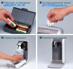 ДОЗАТОРЫ:MDS-1000P,В-1000,L-1000,M-1000 для антисептиков/жидкого мыла - Изображение #4, Объявление #217779