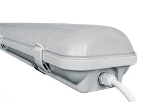 Светодиодный светильник FAROS FI 135 18LED 0.3A 36W IP65 опал с БАП - Изображение #1, Объявление #1323112