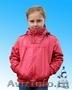 Детские куртки,  ветровки,  пальто,  комбинезоны от производителя