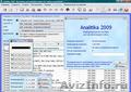 Analitika 2009 - Бесплатная программа для управления торговой организацией