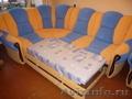 Угловой диван с кресломю Торг