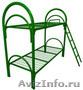 кровати металлические, корпусная мебель ,  кровати двухъярусная, кровати  оптом - Изображение #5, Объявление #562887