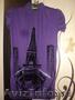 Продам красивое фиоЛетовое платье! не дорого!