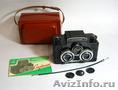 Продаётся редкий фотоаппарат СССР - Cпутник. Фотоаппараты СССР