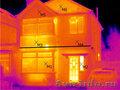 Тепловизионное обследование (съемка) зданий