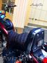Перетяжка сидений мотоцикла.