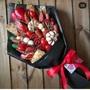 Подарки на 23 февраля Тюмень,  букет из раков,  мужской букет,  мясной букет